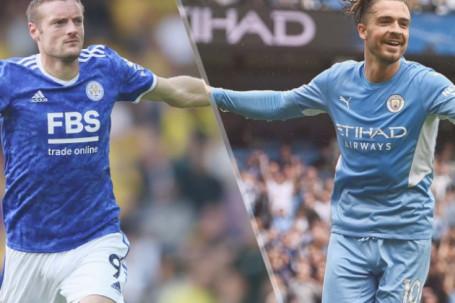 """Nhận định bóng đá Leicester - Man City: Hiểm họa """"người gác đền"""", lấy công bù thủ (Vòng 4 Ngoại hạng Anh)"""