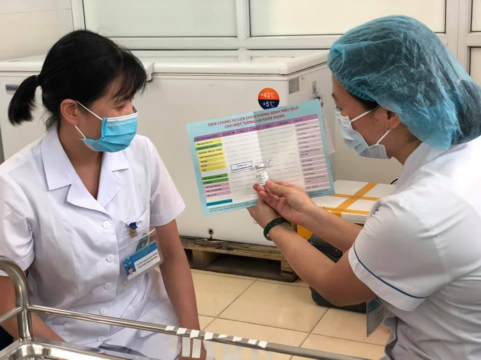 Hà Nội đã tiêm được hơn 3,1 triệu mũi vắc-xin phòng COVID-19 - 1