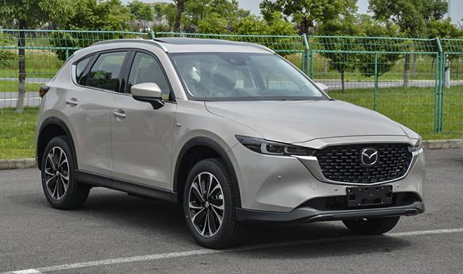 Mazda CX-5 bản nâng cấp có những gì thay đổi? - 1