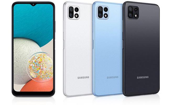 Ra mắt Galaxy Wide5 chip khoẻ, pin 5000 mAh, giá hơn 8 triệu - 5