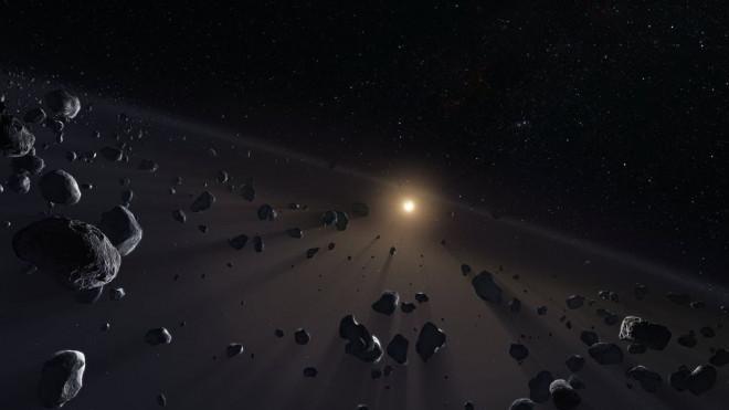 Phát hiện 461 vật thể lạ lang thang trong hệ Mặt Trời - 1