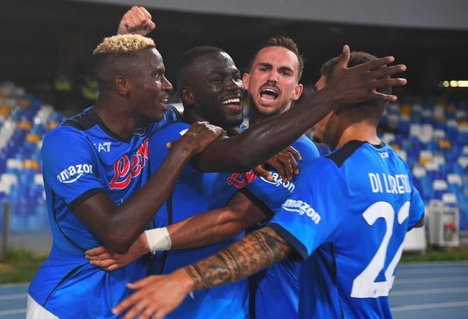 """Kết quả bóng đá Napoli - Juventus: Thua ngược ê chề, """"Lão bà"""" khủng hoảng (Vòng 3 Serie A) - 1"""