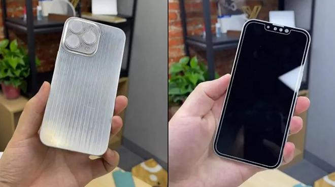 Mô hình iPhone 13 Pro tiếp tục hiện hình cận thềm ra mắt - 3