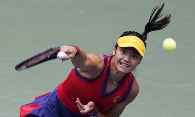 Mỹ nhân 18 tuổi Raducanu vô địch US Open, nói gì khi lập mưa kỷ lục đáng nể? - 1