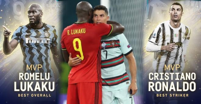 """Ronaldo - Lukaku so kè đỉnh cao từ Ngoại hạng Anh tới Cúp C1, ai """"ngon"""" hơn? - 1"""
