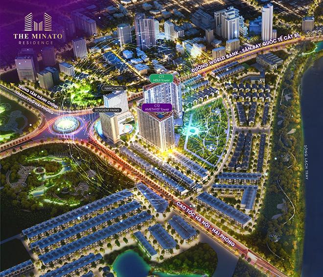 Bất động sản cuối 2021: Nhiều cơ hội cho nhà đầu tư chuyên nghiệp - 1