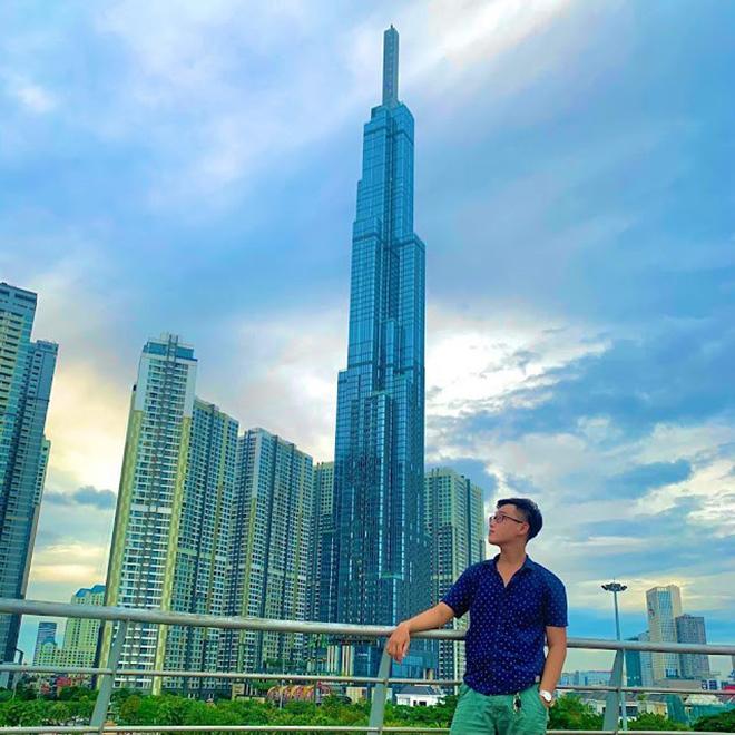 Trần Anh Kiệt: Chàng sinh viên trẻ và niềm đam mê với công nghệ - 1