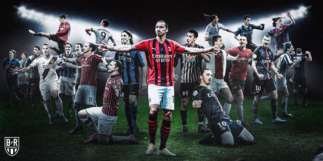 Ibrahimovic lập kỷ lục trong ngày tái xuất, dính lùm xùm khiến HLV Sarri bị đuổi - 1