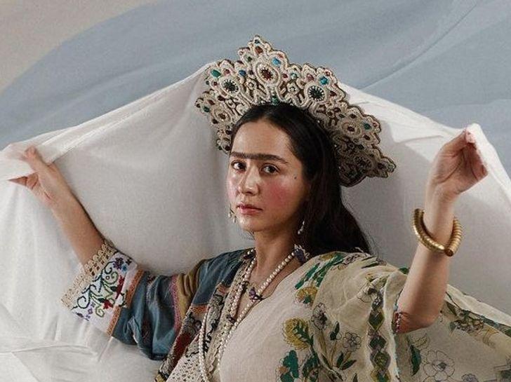 Một số truyền thống làm đẹp kì dị của phụ nữ châu Á - 1