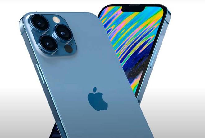 HOT: Bộ nhớ, màu sắc và giá bán bộ tứ iPhone 13 tiết lộ giờ chót - 1