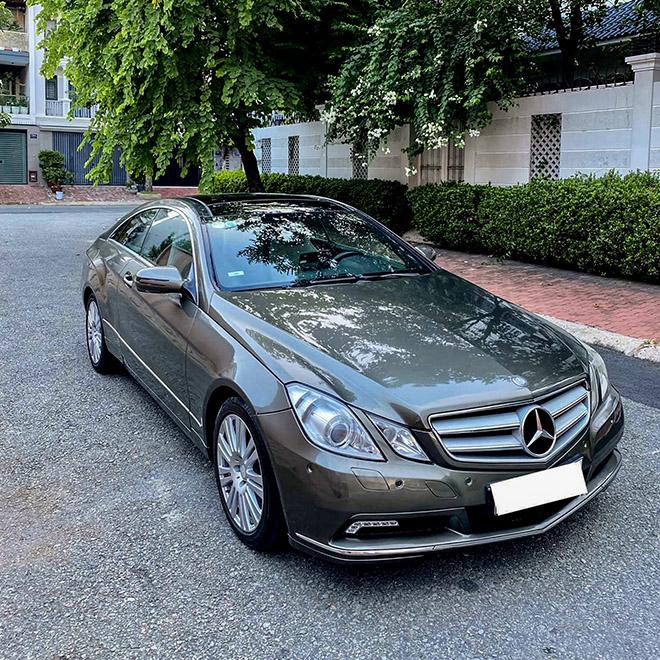 Mercedes-Benz E350 đời cũ rao bán giá ngang Mazda liệu có nên sở hữu? - 1