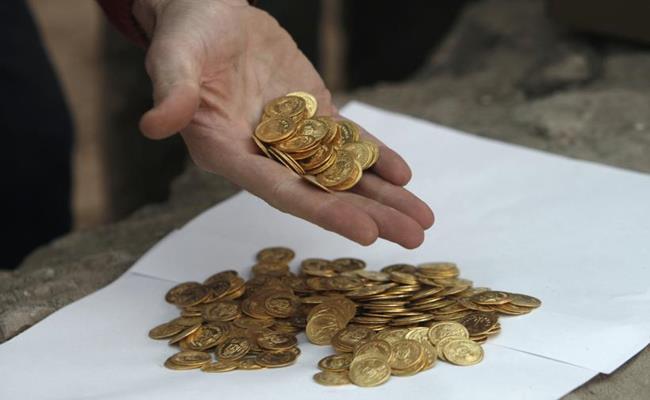 Theo các chuyên gia, hầu hết những đồng tiền vàng tìm thấy đều trong tình trạng hoàn hảo, phát hiện trên vì vậy mà có giá trị rất cao.