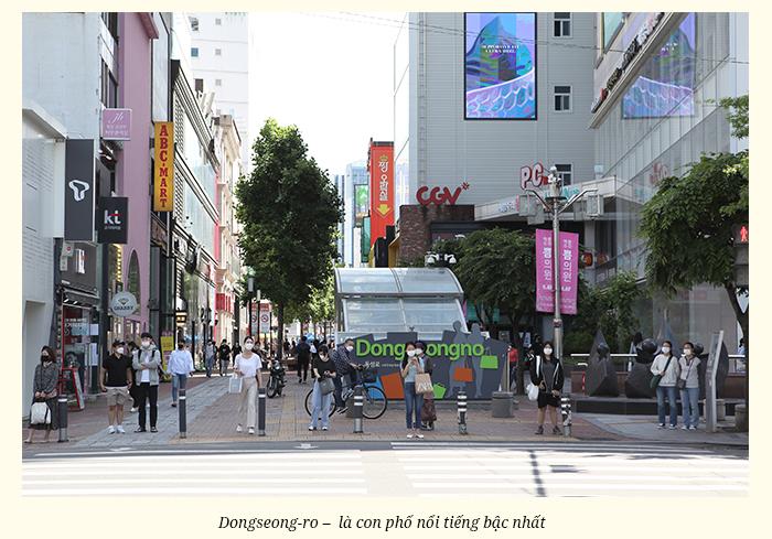 Hàn Quốc có một Daegu gieo nhớ thương như thế! - 35