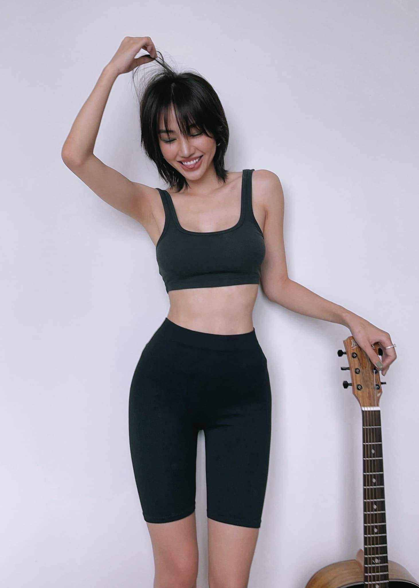 """""""Cô dâu Hà Nội"""" mê khoe vòng 3 chữ O hiếm có nhờ thói quen này"""
