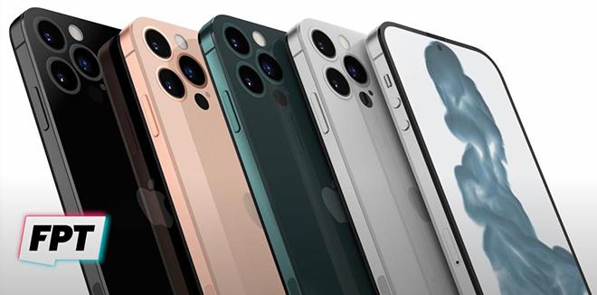 Muốn có iPhone đẹp thực sự, hãy tránh iPhone 13 - 1