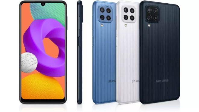 Samsung âm thầm ra mắt điện thoại pin khủng, màn hình mượt giá rẻ - 1