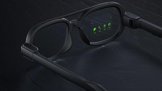 Vượt mặt Apple và Samsung, Xiaomi giới thiệu kính thông minh - 1