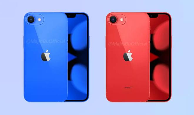 Bất ngờ với diện mạo mới của iPhone SE 3 giá phải chăng - 1