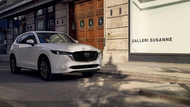 Mazda CX-5 2022 trình làng, dẫn động 4 bánh là trang bị tiêu chuẩn - 1