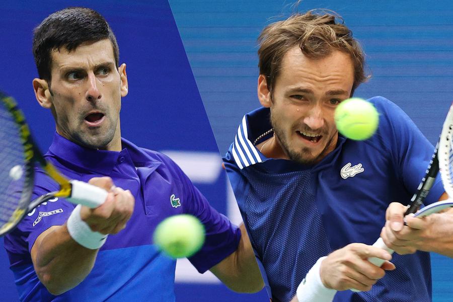 Medvedev vô địch US Open: Từ dị thường tới phi thường - 3