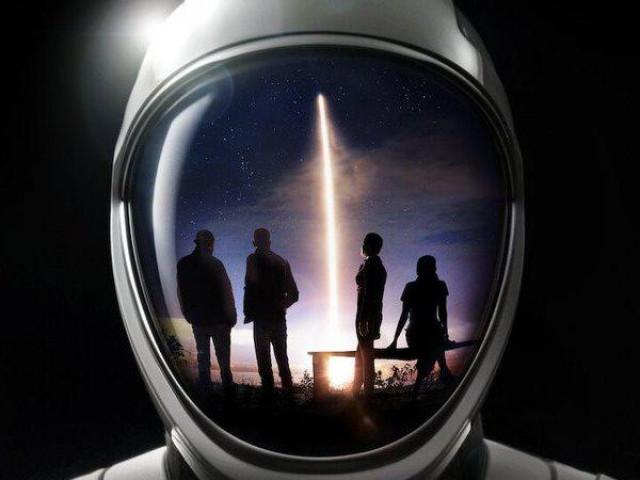 SpaceX sẽ đưa 4 phi hành gia thương mại lên quỹ đạo sớm nhất tuần này