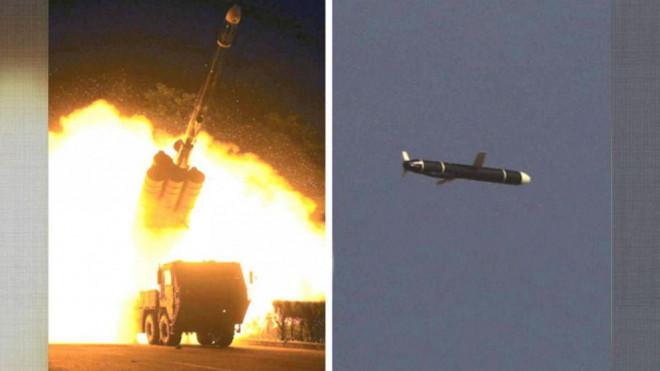 Ông Vương Nghị đang ở Hàn Quốc, Triều Tiên vẫn bắn 2 tên lửa đạn đạo - 1
