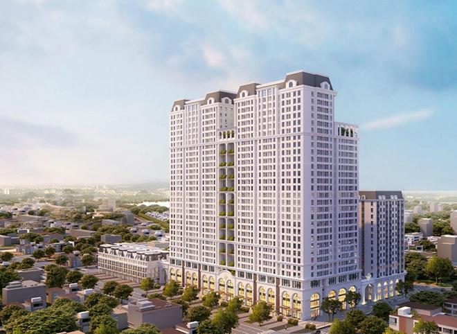 Thành phố Thái Bình chuẩn bị ra mắt dự án nhà ở cao cấp dành cho giới thượng lưu - 1