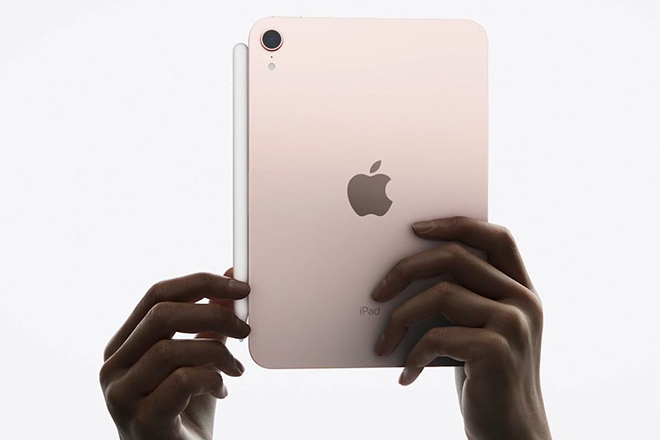 iPad mini 6 khiến người dùng hào hứng trở lại với iPad - 1