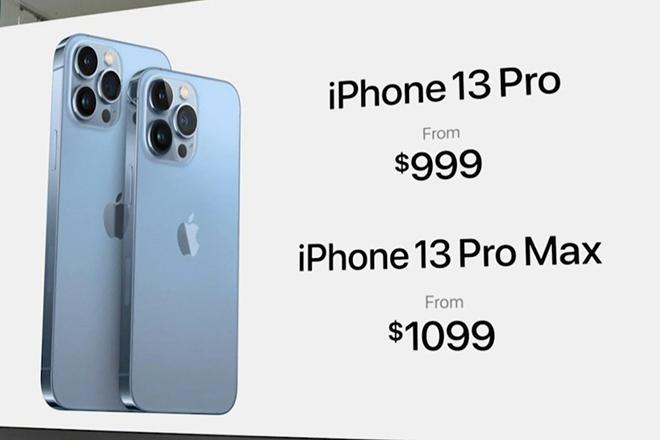 Giá iPhone 13 tại Việt Nam và khắp nơi trên thế giới ra sao - 1