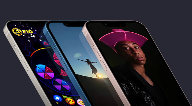 Apple ra mắt bộ tứ iPhone 13: Tuyệt đỉnh camera, giá không đổi - 1
