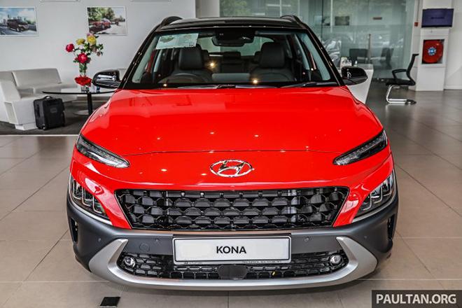 Hyundai KONA bản nâng cấp có mặt tại Malaysia, sớm về Việt Nam - 1