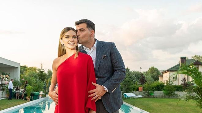 Nóng nhất thể thao tối 15/9: Mỹ nhân Simona Halep chính thức cưới chồng tỷ phú - 1