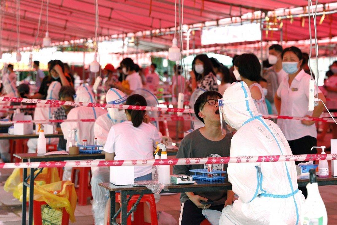 Thông tin mới về ổ dịch Delta ở Trung Quốc - 1