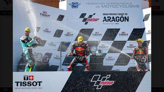 Đua xe MotoGP, Aragon GP: Cuộc chiến Marquez-Ducati trở lại, đội đua Ý ăn mừng sau 11 năm - 1