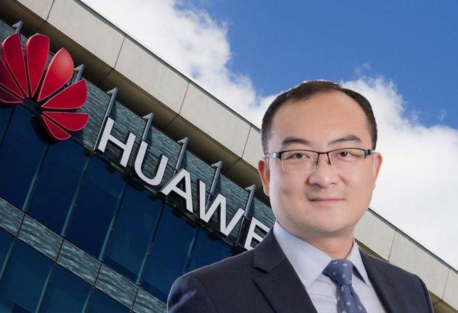"""""""Gã khổng lồ"""" công nghệ Huawei thay """"tướng"""" tại Việt Nam - 1"""