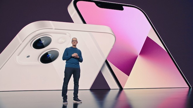 TRỰC TIẾP: Apple công bố 4 phiên bản của iPhone 13 series - 1