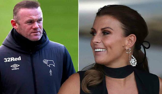"""Cực sốc Rooney từng """"sôi máu"""" đấm thủng hết cửa nhà, dọa nạt vợ Coleen - 1"""