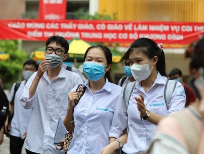 Đại học Luật Hà Nội lấy điểm chuẩn cao nhất 29,25 điểm - 1