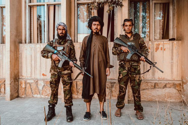 Bí ẩn phía trong lò đào tạo lực lượng đặc nhiệm của Taliban - 1