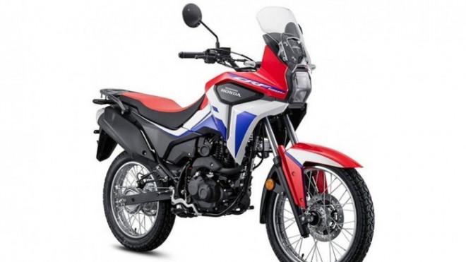Mô tô địa hình Honda CRF190L 2022 ra mắt, giá 63 triệu đồng - 1