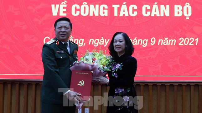 Trung tướng Trần Hồng Minh giữ chức Bí thư Tỉnh ủy Cao Bằng - 1