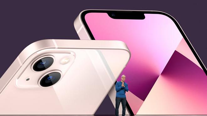 """Bị chê nhàm chán, vì sao iPhone 13 vẫn tiếp tục """"hút khách"""" - 1"""