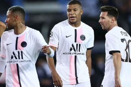 """Tam tấu Messi - Neymar – Mbappe chỉ """"trong mơ"""" trên giấy: PSG phải hy sinh 1 người"""