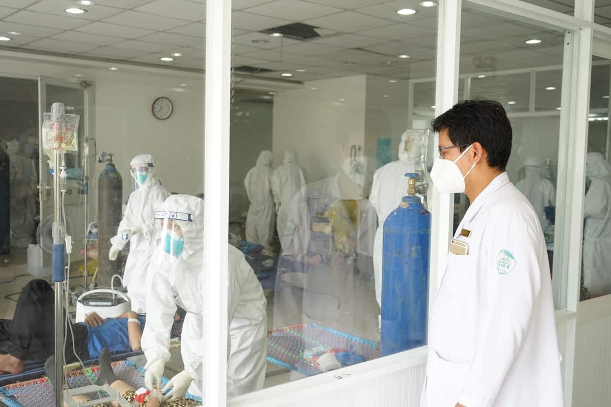 6.209 bệnh nhân COVID-19 tại Bệnh viện dã chiến số 3 TP.HCM đã được xuất viện - 1
