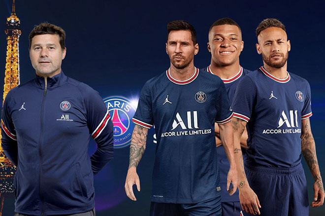 Bộ ba Messi - Neymar, Mbappe chơi quá tệ, Pochettino cảnh báo đanh thép - 1