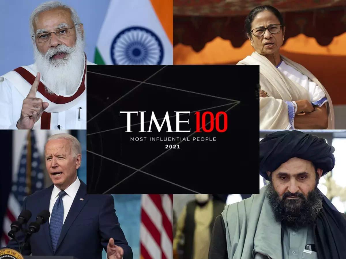 """Danh sách 100 người ảnh hưởng nhất: Thủ lĩnh Taliban """"chung mâm"""" với ông Biden, ông Trump - 1"""
