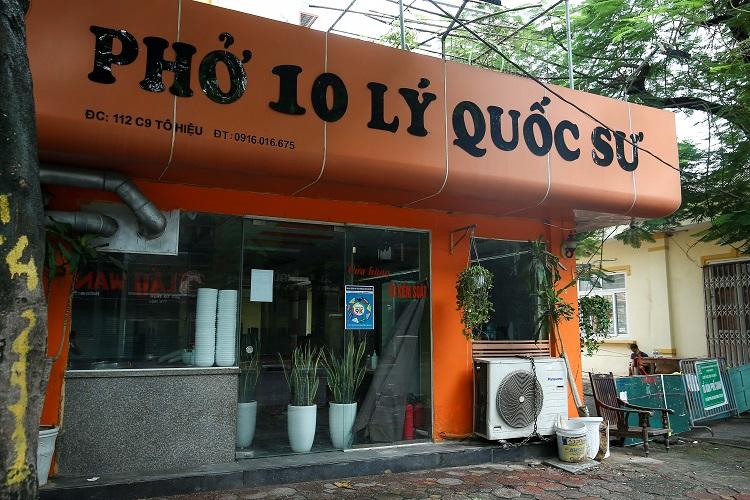 Hàng quán ở vùng xanh Hà Nội nô nức mở cửa đón khách sau hơn 50 ngày giãn cách - 1