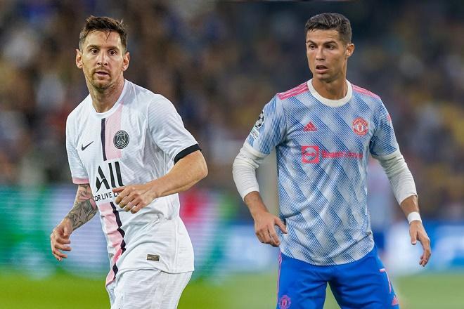 Kịch bản sốc Cúp C1: Ronaldo - MU & Messi - PSG rủ nhau xuống chơi Europa League - 1