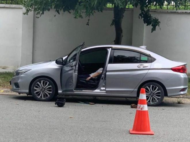 Tin tức 24h qua:Hé lộ hiện trường vụ bí thư thị trấn ở Bình Dương tử vong trong ô tô - 1