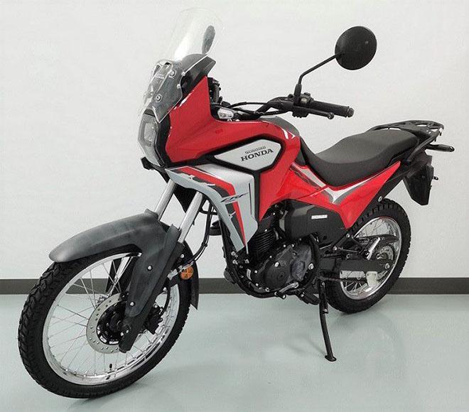 """Trình làng Honda CRF190L: Chiếc xe dành riêng cho """"phượt thủ"""", giá chỉ rẻ bằng SH Mode - 1"""